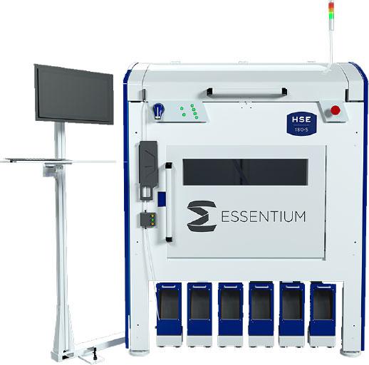 High Speed Extrusion | Essentium