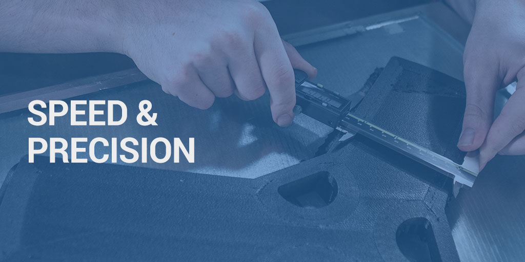 high precision 3d printing