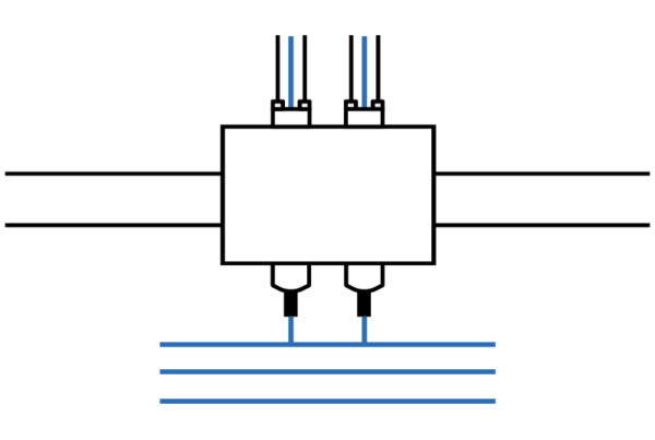 Conventional Dual Extruder