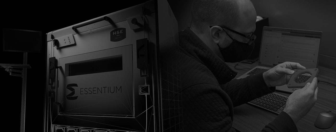 Solving for QMS is Possible with the Essentium HSE 3D Printing Platform